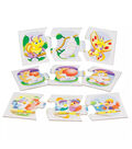What Happens Next? Picture Sequencing Puzzle, Grade PK-K, Pack of 3