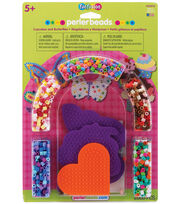 Perler Fuse Bead Activity Kit-Cupcakes & Butterflies, , hi-res