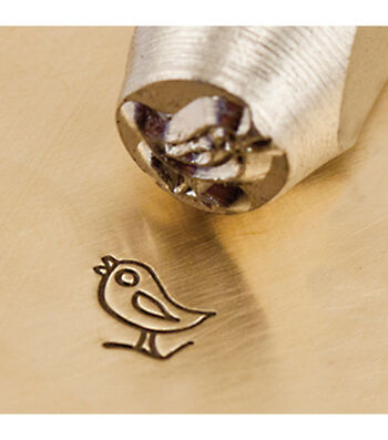 Design Stamps 1/Pkg-Song Bird 6mm