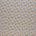 Harvest Cotton Fabric-Watercolor Pumpkin Tossed