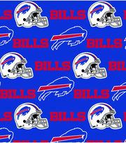 Buffalo Bills Cotton Fabric -Blue, , hi-res