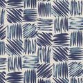 Studio NYC Upholstery Décor Fabric 9\u0022x9\u0022 Swatch-Ridge Lapis