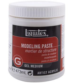 Liquitex Modeling Paste-16oz