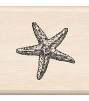 Inkadinkado Starfish Stamp, , hi-res