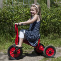 Winther Viking Small Tricycle-Red