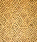 Home Decor 8\u0022x8\u0022 Fabric Swatch-Upholstery Fabric Barrow M8732-5103 Maize