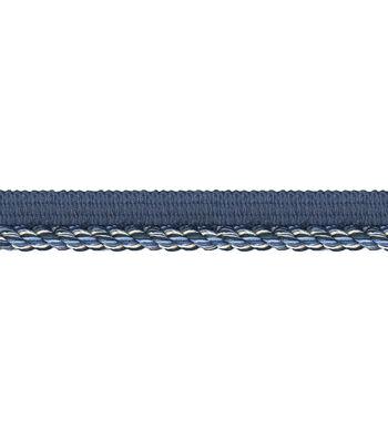 Wav 3/8 3-ply Lip Cord 12yd Nautical