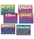 ARGUS Character Traits ARGUS Posters Combo Pack, 6/pkg