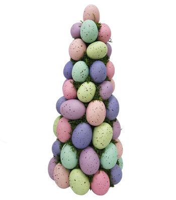 Easter Decor 16'' Egg Tree