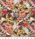 Novelty Cotton Fabric-Mixed Sweet Treats