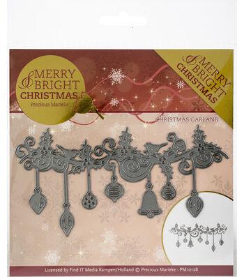 Find It Trading Precious Marieke Die-Christmas Garland