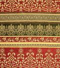Home Decor 8\u0022x8\u0022 Fabric Swatch-Upholstery Fabric Barrow M6694-5479 Jewel