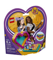 LEGO Friends Andrea's Heart Box 41354, , hi-res