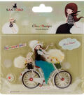 Santoro Kori Kumi A6 Character Stamps-Summer Time