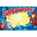 Eureka Marvel Super Hero Adventure Recognition Awards, 36 Per Pack