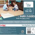 Eco-Stay Non-Slip Rug Underlay 8\u0027X10\u0027