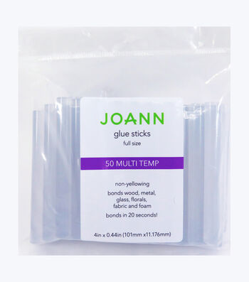 Joann Glue Sticks 50pc Full Multi Temp 4""