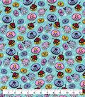 Snuggle Flannel Fabric-Happy Desserts