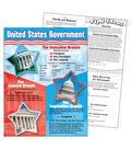United States Government Learning Chart 17\u0022x22\u0022 6pk