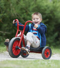 Winther Viking Easy Rider Trike-Red