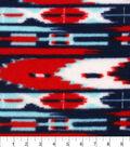 Anti-Pill Fleece Fabric 59\u0022-Boho Tiedye