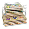 Deluxe Wire Puzzle Rack-