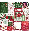 Merry & Bright Cardstock Die-Cuts 33/Pkg-Icons