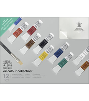 Winsor & Newton Winton Oil Colour Collection Set
