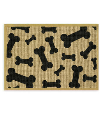 Buddy's Line Natural Jute Placemats 13''x19''