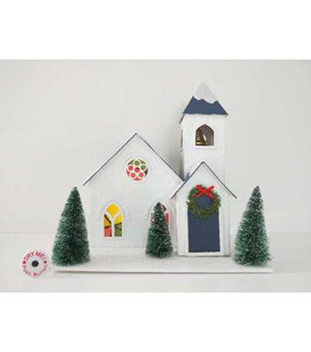 Maker's Holiday Christmas Church