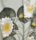 Home Decor 8\u0022x8\u0022 Fabric Swatch-Genevieve Gorder Lotus Love Dusk