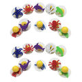 Ready2Learn Giant Stampers, Sea Creatures, Set of 10, 2 Sets