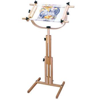 Edmunds Adjustable Floor Standing Scroll Frame-