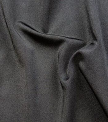 Cosplay by Yaya Han Stretch Matte Fabric -Black