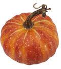 Blooming Autumn Medium Natural Pumpkin-Orange