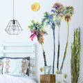 York Wallcoverings Wall Decals-Watercolor Palm Trees