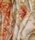 Waverly Multi-Purpose Decor Fabric 54\u0027\u0027-Antique Captivated
