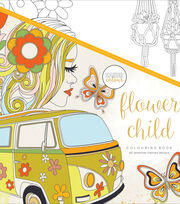 Flwr Child-kaiser Coloring Book, , hi-res
