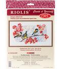 RIOLIS 15.75\u0027\u0027x9.5\u0027\u0027 Counted Cross Stitch Kit-Winter Day