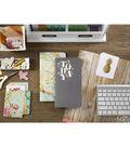 Webster\u0027s Pages Color Crush Notepad Set V-Floral & Pink Star