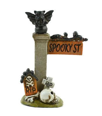 Maker's Halloween Littles Sign-Spooky St