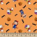 Peanuts Cotton Fabric-Halloween Costume