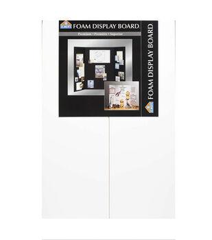 "Royal Brites White Tri-Fold Foam Board-36""x48"""