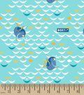 Disney Finding Dory at Sea Print Fabric