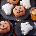 Wilton Mini Cake Pans-Ghost and Jack O Lantern