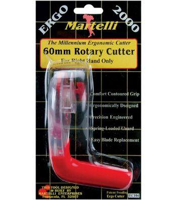 Ergo 2000 Rotary Cutter 60mm-Right Hand
