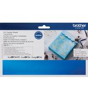Brother ScanNCut SDX125 Foil Transfer Sheets-Blue, , hi-res