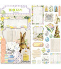 BoBunny Cottontail 28 pk Noteworthy Die-Cuts