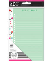The Happy Planner Girl Trendsetter Collection Mini Note Paper, , hi-res
