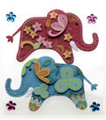 Stitched Elephants